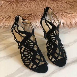 ❗️sale Adrienne vittadini black heels size 8